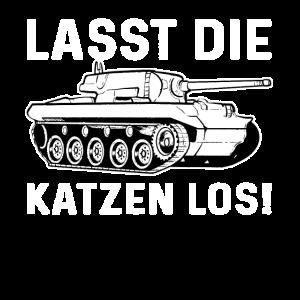 Lasst Die Katzen Los Panzer Panzerfahrer