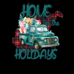 Zuhause für die Feiertage