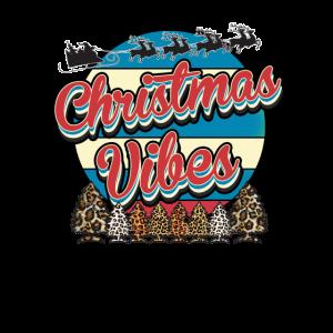Retro Weihnachtsstimmung