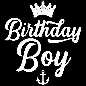 Birthday Boy Geburtstag Junge