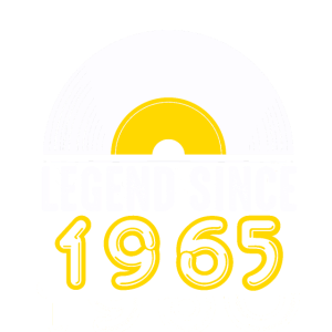 Legende seit 1965 Geburtstag Schallplatte