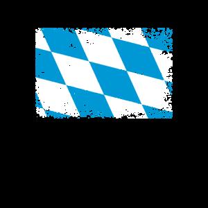 Bayern bayerisch Flagge Fahne