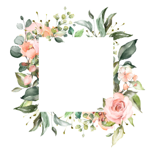 Faith Love Hope Blumen