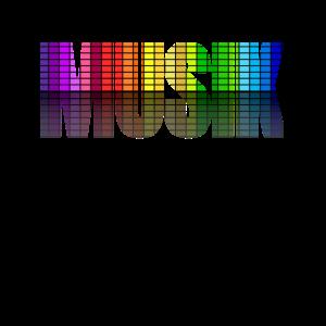 Frauen Musik Club Köln Sound Design Geschenk Bunt