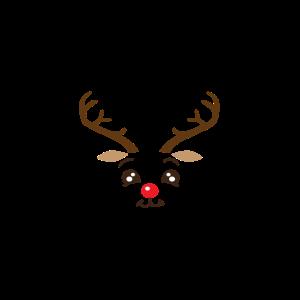 Weihnachtsrentier