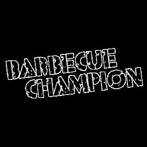Barbecue champion