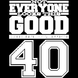 40 Geburtstag Mann 40 Geburtstag
