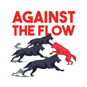 wolfs against the flow
