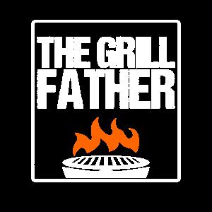 Lustiges Papa Vatertagsgeschenk Der Grillvater