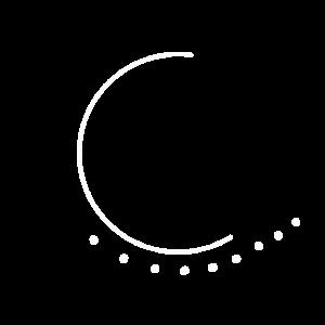 Mond Sterne Abstrakt