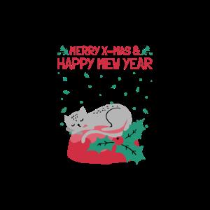 Merry X-Mas, Cat