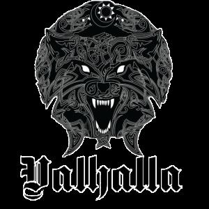 Odins Wolf Valhalla