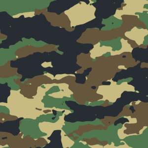 Camouflage Military Soldier Wallpaper Style