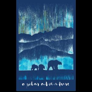 Plakat - ein polares Abenteuer