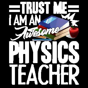 Physiklehrer Super Physiklehrer