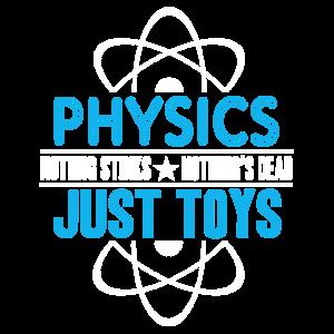 Physiklehrer Ich unterrichte Physik