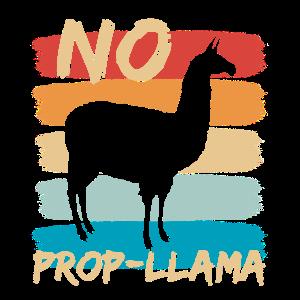 NO PROB-LLAMA - Vintage Llama Alpaca