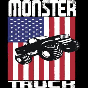 Monster Truck America Rennen