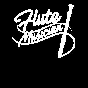 Flöte Musiker Flöten Flötenspieler