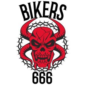 biker devil