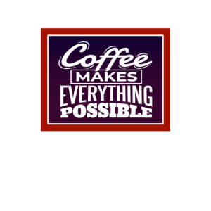 Kaffeeliebhaber Kaffee Trinken Koffein Süchtig