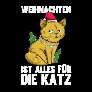 Alles für die Katze | Weihnachtsbaum | Weihnachten