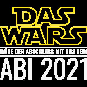 Abi 2021 Das Wars Möge der Abschluss mit uns sein