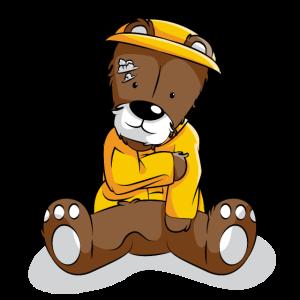 Entzückende Teddybär