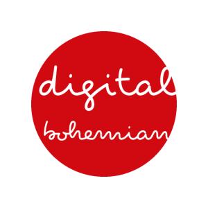 digital bohemian - Poster