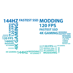 PC Master Race - Gamer and Nerd Cluster