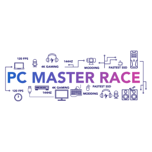 PC Master Race Fanboy - 120FPS - 4K Gaming