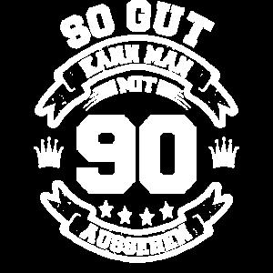90. Geburtstag So Gut Kann Man Mit 90 Aussehen