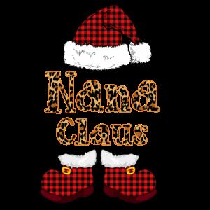 Nana claus T Shirt