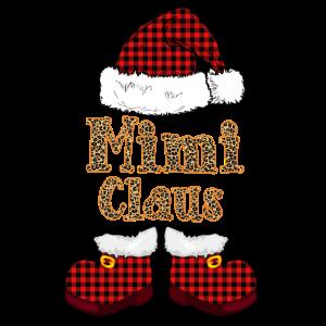 Mimi claus T Shirt