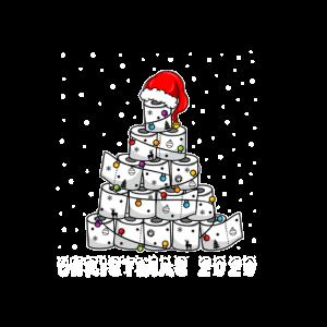 Klopapier Weihnachten 2020 Hamsterkauf Humor