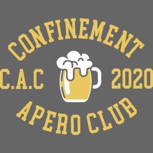 CONFINEMENT APERO CLUB