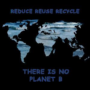 Meeresschutz reduce reuse recycle Klimademo