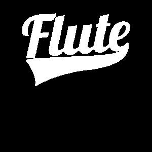 Flöte Mädchen Querflöte Tenorflöte Klarinette