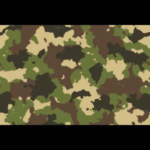 camouflage braun grün