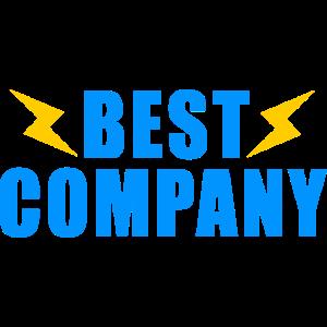 BEST COMPANY SPRUCH BESTE GESELLSCHAFT FREUNDE