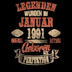 30. Geburtstag Januar 1991 30 Jahre Spruch