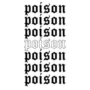 Poison Grunge Aesthetic Sad Eboy Egirl Geschenk