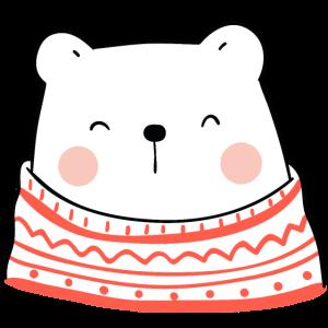 Weihnachten - Eisbär