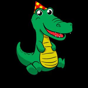 Bday Croc
