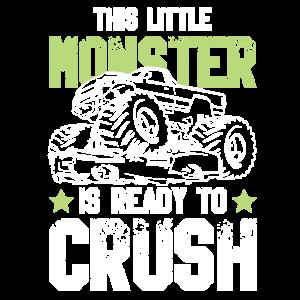 Monster Trucks Crush