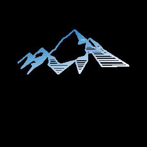 Berge Linien