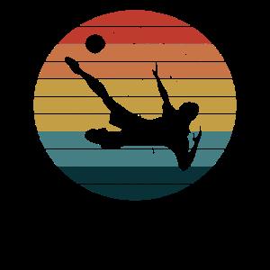 Retro Fussball