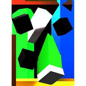 shabby chic geometrie
