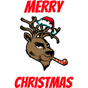 Frohe Weihnachten Frohe Weihnachten Rentier