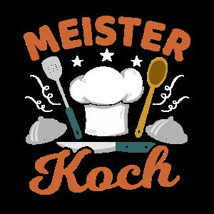 Meisterkoch Sternekoch Koch Kochen